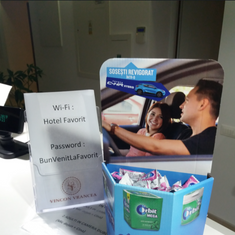 orbit hotels activation