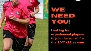 NEWS - We Are Recruiting!