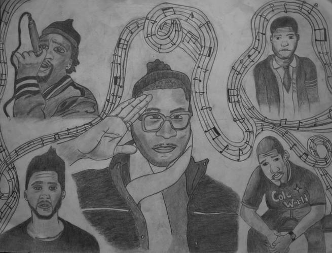 Kid Cudi & The Gang