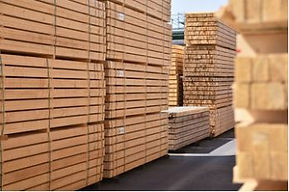 Houthandel Van Tornhout - Grote voorraad hout