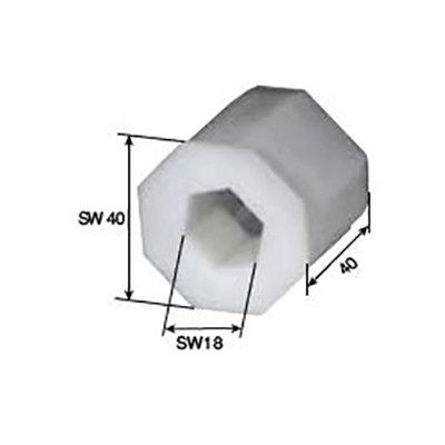 Asprop PVC Ø  40