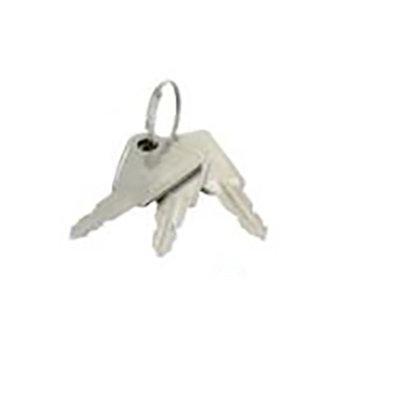 Mini sleutels in voorraad vanaf nr. 10 tot en met nr. 30