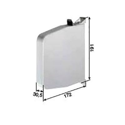 Opwinder draaibaar lint 14 mm  11m