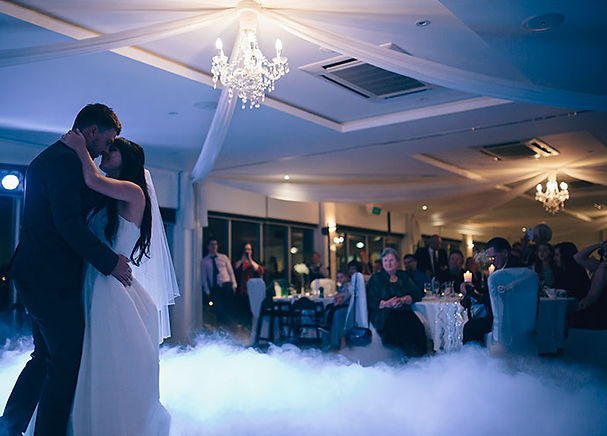 Dancing on the clouds for weddings, sweet 16, birthday parties and much more.