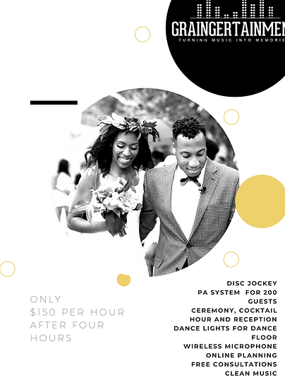Wedding Prices for Lakeland, Tampa, Orlando