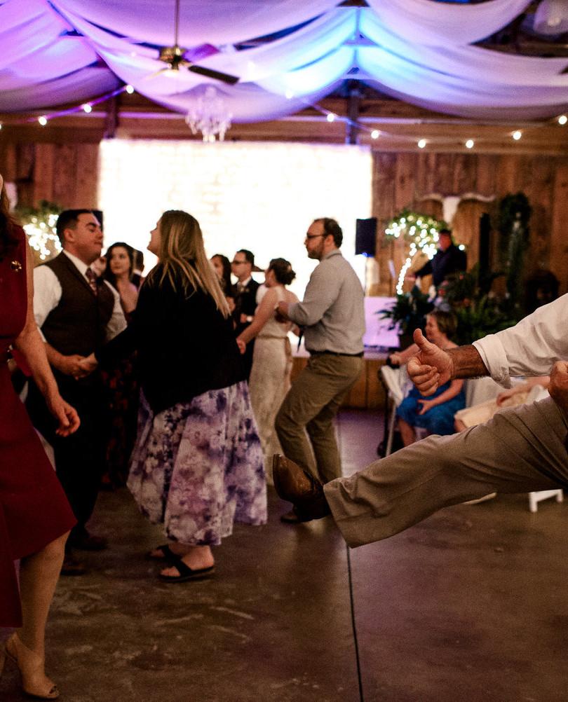 S Bar S Ranch Wedding DJ