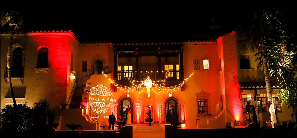 Powel Crosley Estate Wedding. Picture by Todd Gilman
