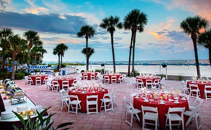 DJ in the St.Pete Beach area. Wedding venues we love!