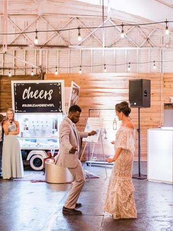 Tampa Wedding DJs & Lakeland Wedding Djs