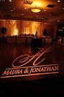 Graingertainment Monograms for weddings or parties