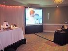 video projectors, wedding slideshow