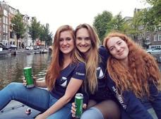 Varen door Amsterdam