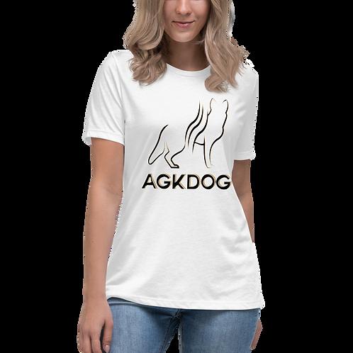 T-shirt Décontracté pour Femme