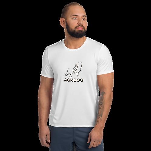 T-shirt de Sport Pour Homme, Imprimé All Over