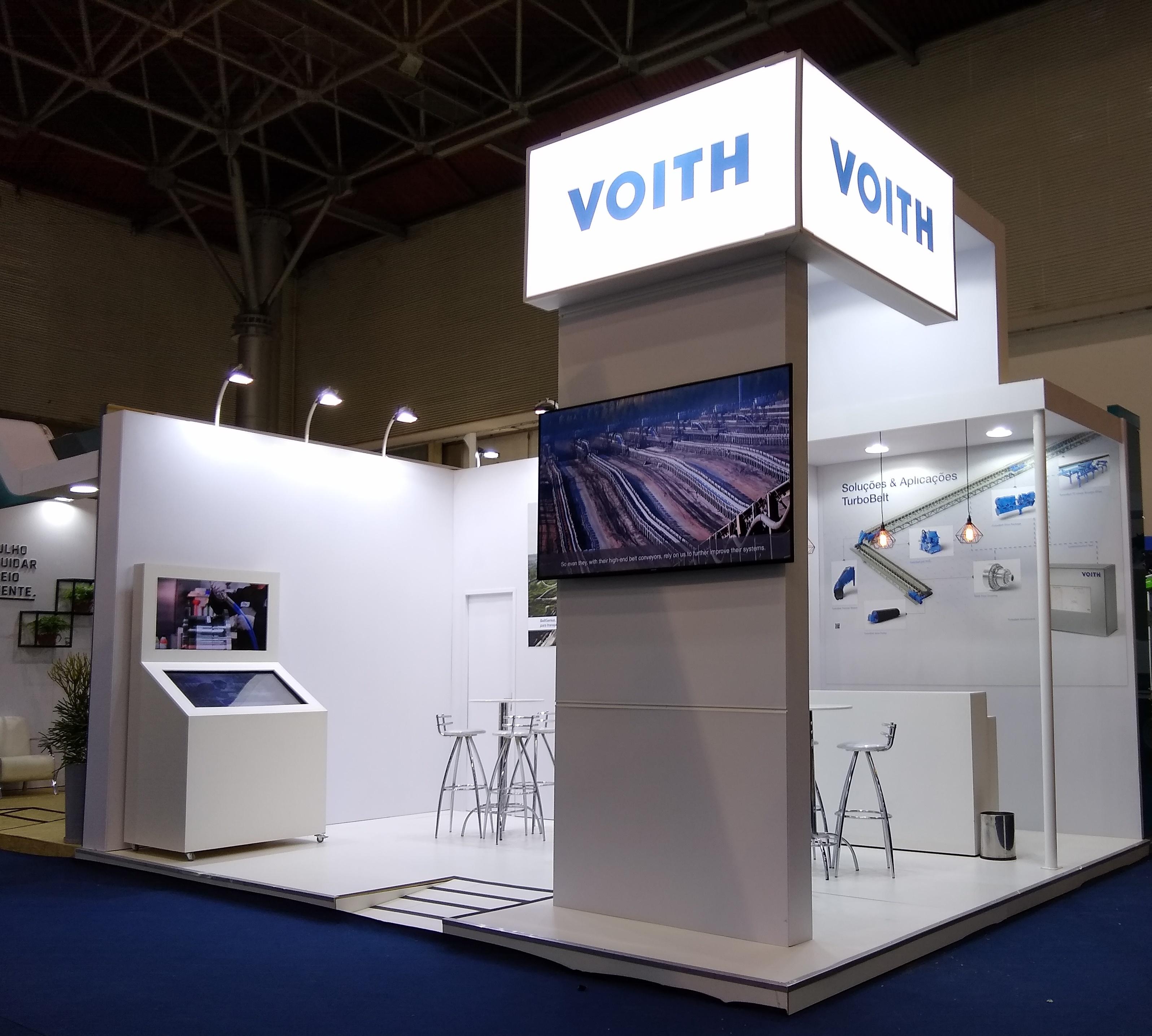 Exposibram - BH - Voith