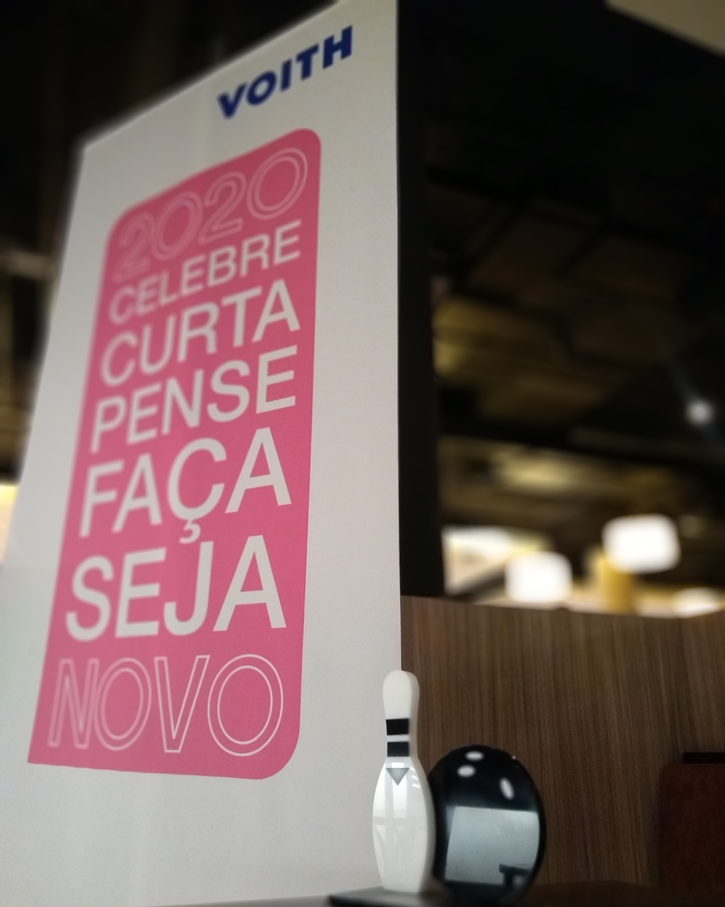 Festa da Voith Turbo