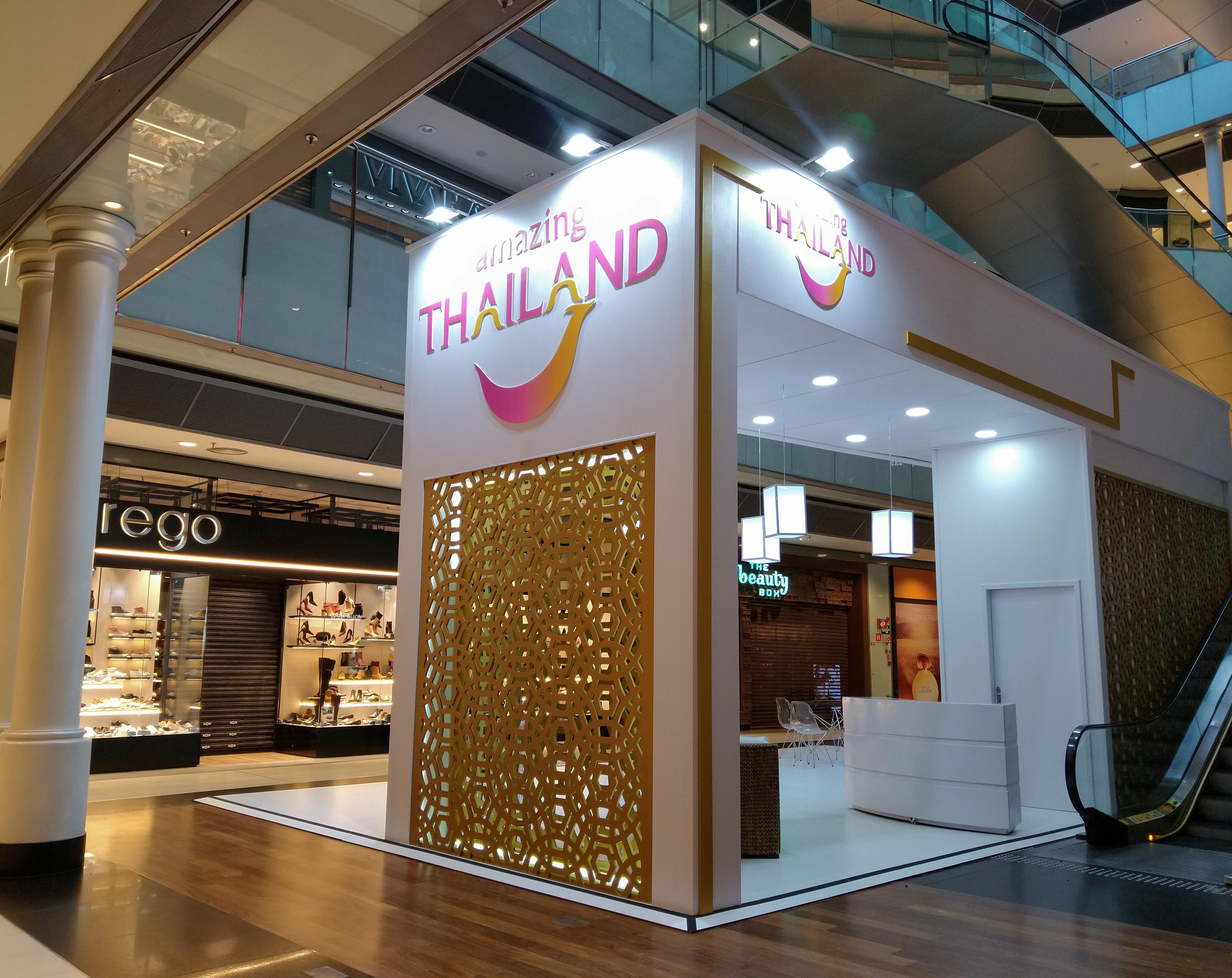 Tailândia- Dia dos Namorados- Shopping V