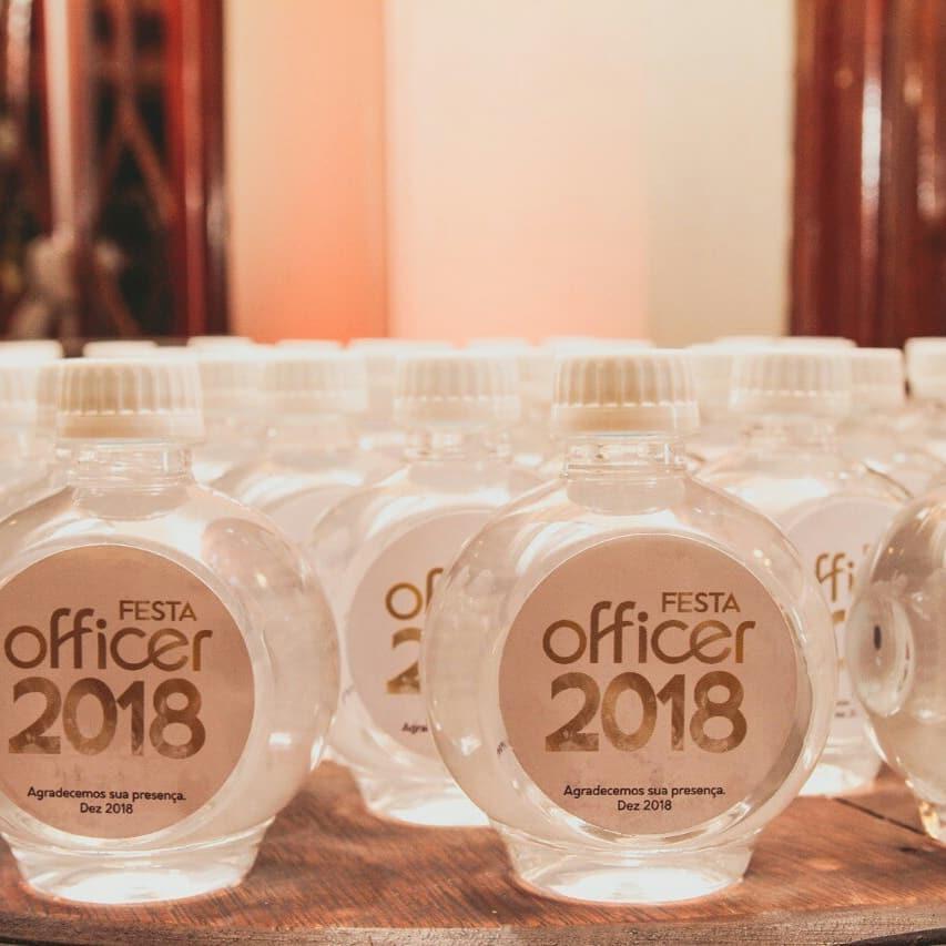 Festa de Confraternização Officer