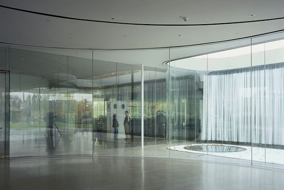 SANAA Glass Pavilion Toledo Museum of Ar
