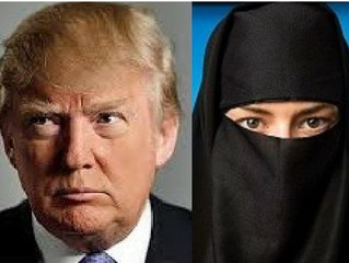 Veils and Guns: Donald Trump and the Ayatollahs might hate each other but they have one thing in com