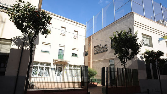 Edifici de FEDAC Sant Andreu