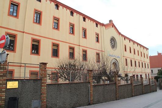 Edifici escola Pia Calella Infantil i Pr