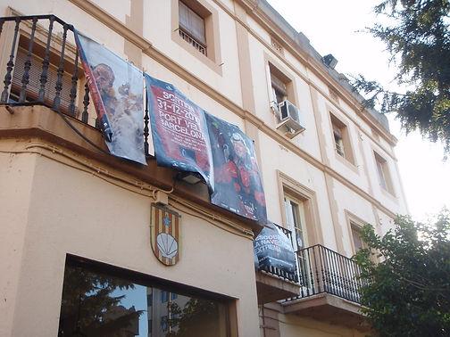 Edifici de Sant Marc de Sarrià a Barcelona