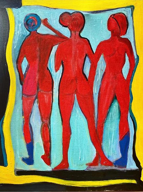 Abstract Three I Erin Bockler
