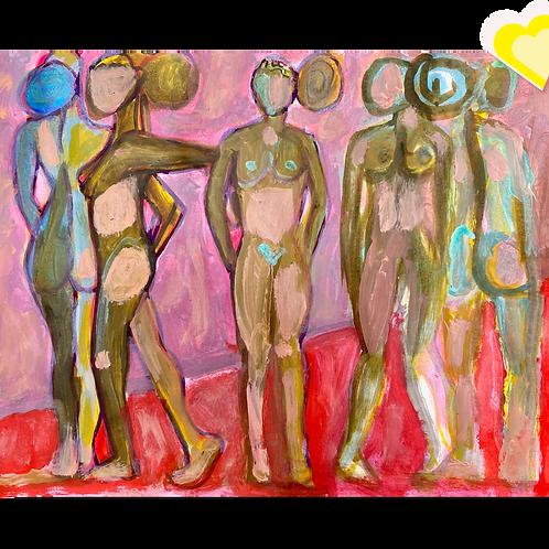 Pearlescent I Erin Bockler