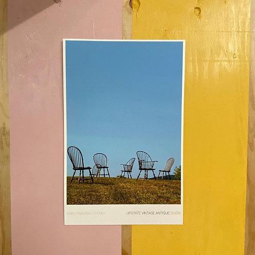 Chairs I Amanda Russo Rubman