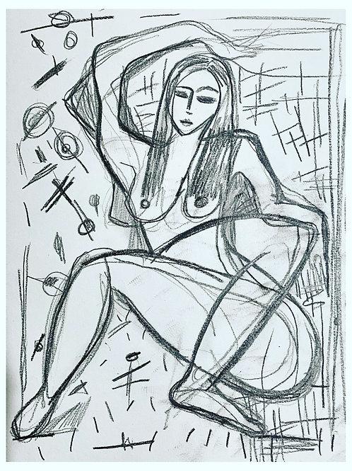 Untitled Sketch I Erin Bockler