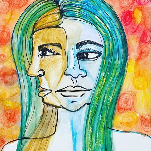 Duality I Erin Bockler