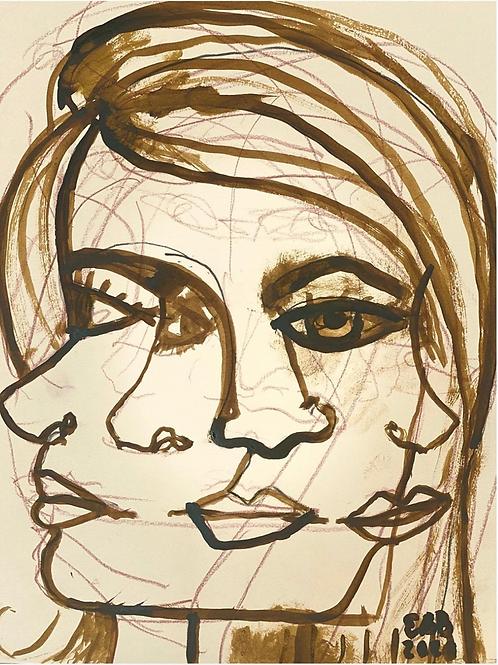 Many Faces I Erin Bockler