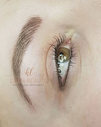 Maquillage permanent Sourcils poils à poils marseille toulon eden beaute