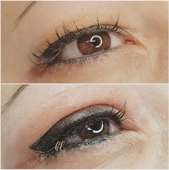 Maquillage Permanent Smoky EYES au centr