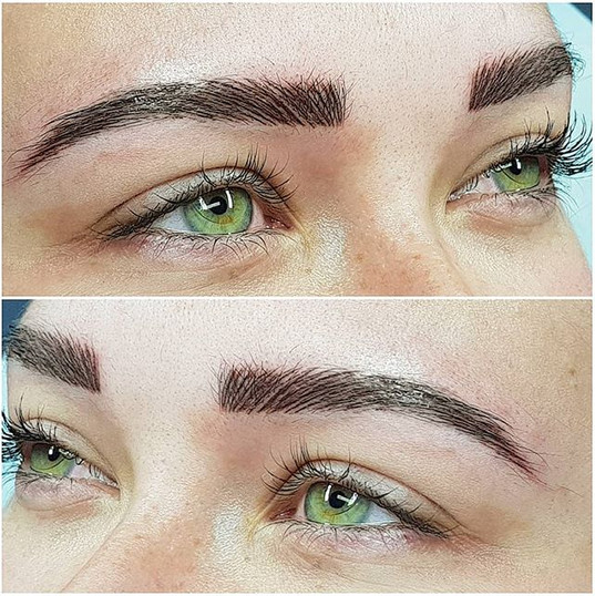 Maquillage Permanent Sourcils embelliderm