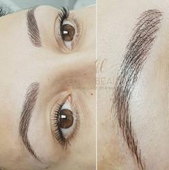 Maquillage permanent -Dermopigmentation