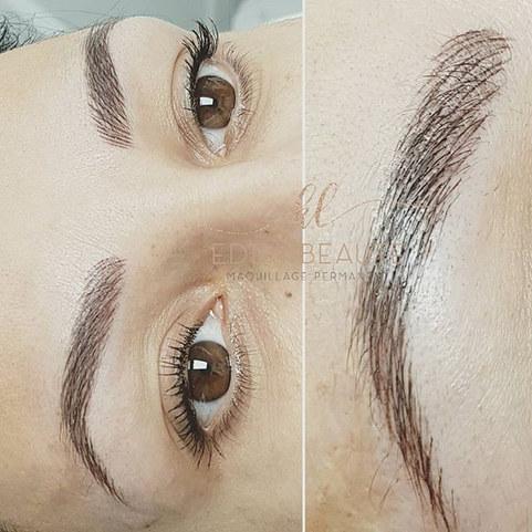 Maquillage permanent sourcils marseille toulon eden beaute