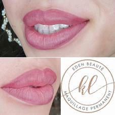 Maquillage permanent des Levres Bouche 3d embelliderm