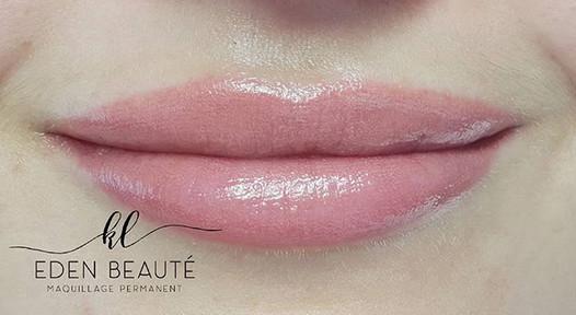 Maquillage Permanent des Lèvres en 3D.