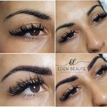 Maquillage permanent  sourcils en poils