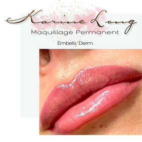 maquillage permanent sweetlips embelliderm le beausset