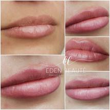 Maquillage Permanent des Lèvres.  www.ed