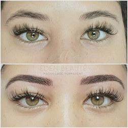 Maquillage permanent Sourcils poils à poils eden beaute