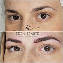 Maquillage Permanent Sourcils poils à poils marseille toulon