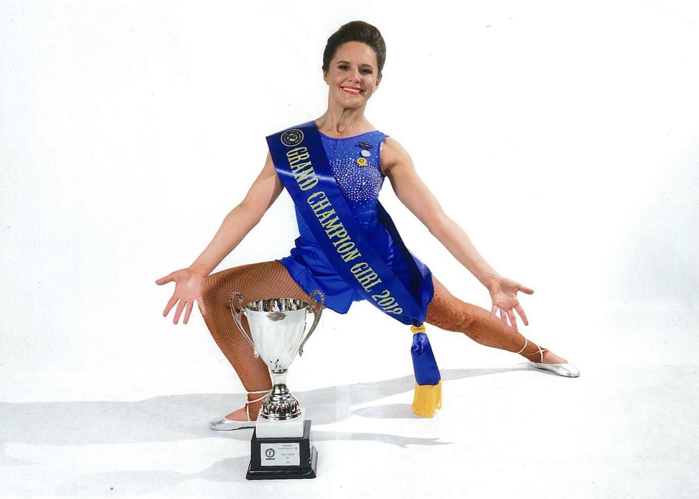 Grand Champion Girl 2018, Talia