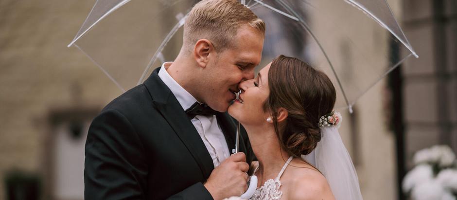 Die Hochzeit von Lisa & Robby in Gelsenkirchen (Wasserburg Lüttinghof)