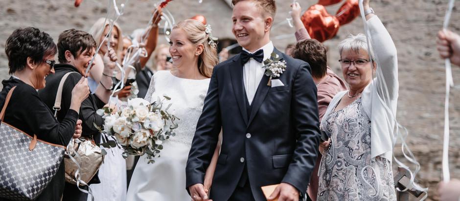 Kathrin & Uwe: standesamtliche Trauung im Haus Herbede, Witten