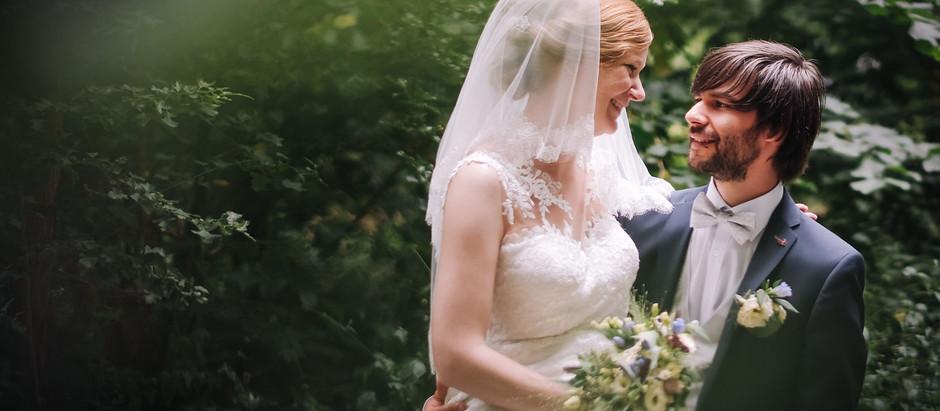 Kirchliche Hochzeit von Verena & Stephan