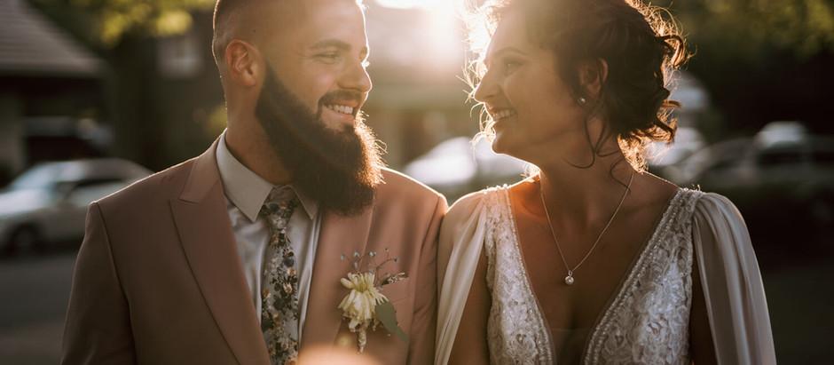 Die standesamtliche Hochzeit von Lisa & Florian im Schloss Berge, Gelsenkirchen